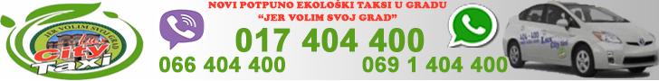 Eko Taxi Vranje